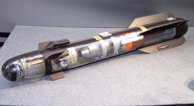 Misil CIA Hellfire R9X
