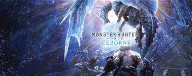 Monster Hunter World: Iceborne, la primera expansión llegará en Septiembre, salvo en PC