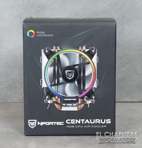 Nfortec Centaurus - Embalaje 1