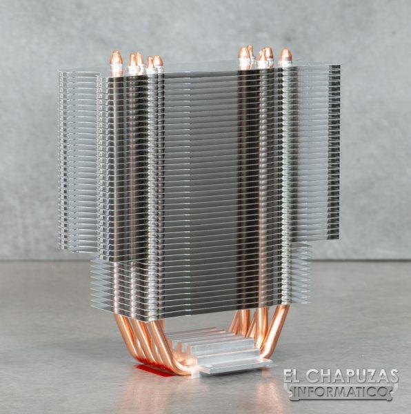 Nfortec Centaurus - Bloque Radiador 1