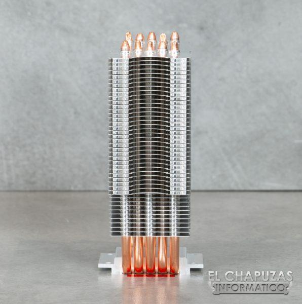 Nfortec Centaurus - Bloque Radiador 2