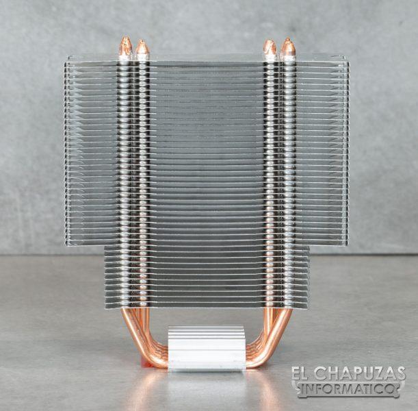 Nfortec Centaurus - Bloque Radiador 3