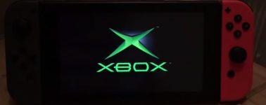 Consiguen ejecutar el emulador de Xbox 'XQEMU' en la Nintendo Switch