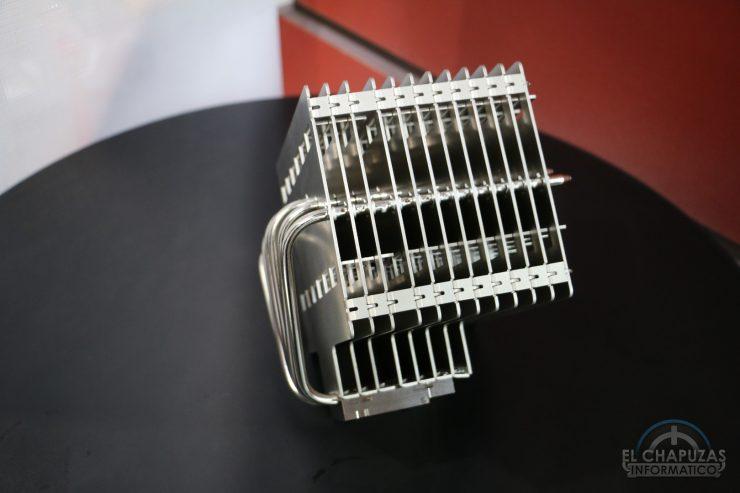 Disipador Prototipo Pasivo