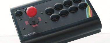 RasPi Arcade Stick: Una Raspberry Pi 3B+ integrada en un mando arcade