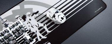 Razer lanza su teclado BlackWidow Lite y ratón Atheris con temática de Star Wars