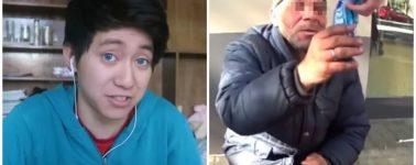 ReSet, el youtuber que humilló a un mendigo, condenado a 15 meses de cárcel y 5 años sin usar YouTube