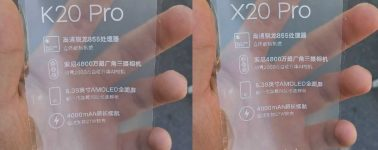 El Xiaomi Redmi K20 Pro (Snapdragon 855 y triple cámara) podría ser el Pocophone F2