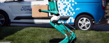 Así es el nuevo robot de Ford para realizar repartos de forma autónoma