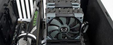 Scythe Fuma 2: Disipador CPU de alto rendimiento con doble radiador