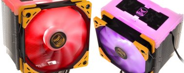 Scythe Mugen 5 TUF (SCMG-5100TUF): El Mugen 5 repleto de iluminación RGB