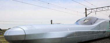 Japón inicia las pruebas del tren bala más rápido del mundo, alcanza los 400 km/h
