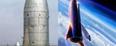 SpaceX comienza con la producción de otro cohete Starship