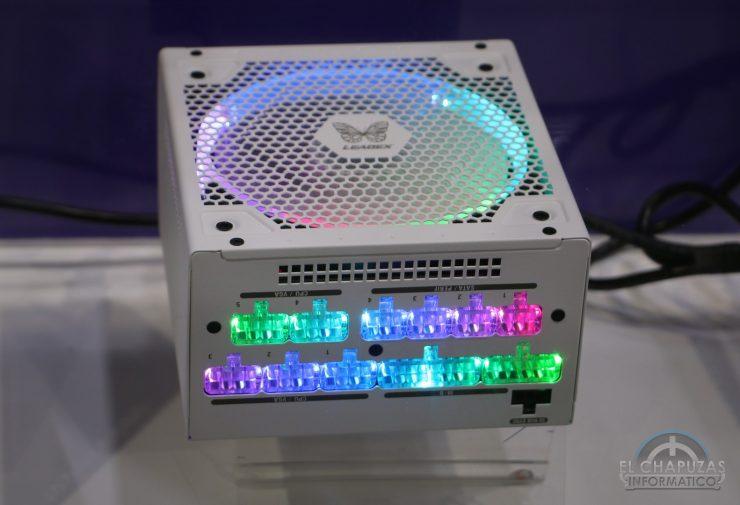 Leadex RGB - Conectores