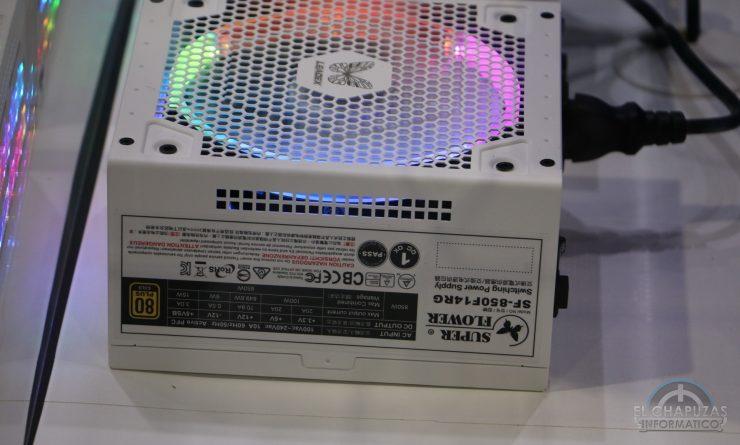 Leadex RGB - Railes