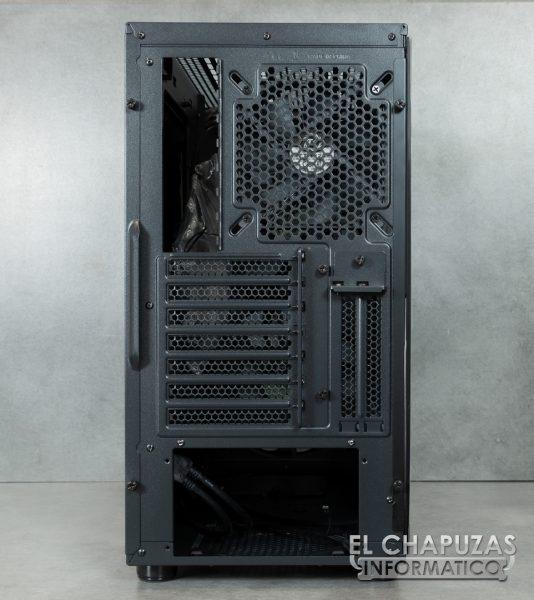Thermaltake Commander C36 TG ARGB Edition - Exterior 5