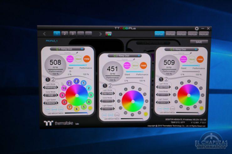 Floe DX RGB Software