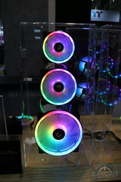 Thermaltake Riing Trio RGB Fans 400x600 18