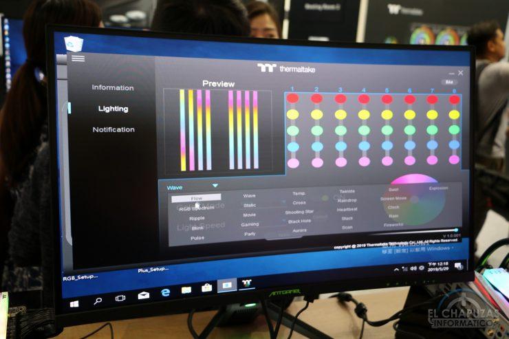 Toughram RGB Software
