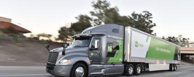 El servicio de correos de EE.UU. comienza a usar camiones autónomos