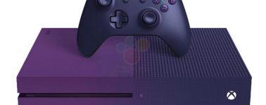 Así es la nueva Xbox One S tematizada con los colores de Fortnite