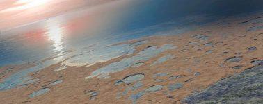 Las tormentas de polvo de Marte podrían haber acabado con toda el agua líquida del planeta