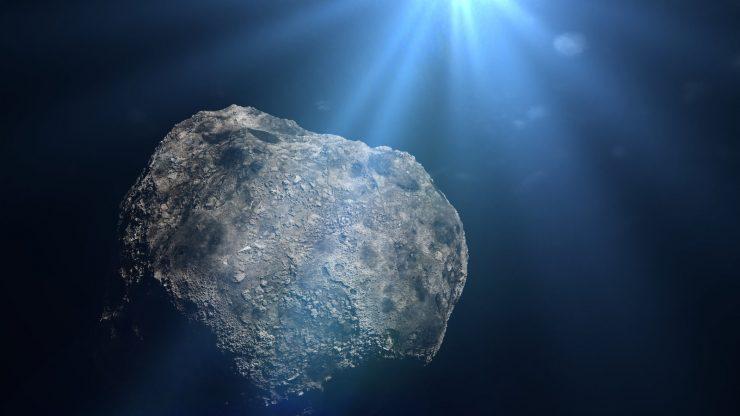 Asteroide Estados Unidos Luxemburgo