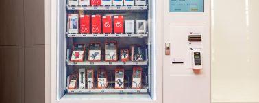 Xiaomi comenzará a vender en breve smartphones mediante máquinas expendedoras