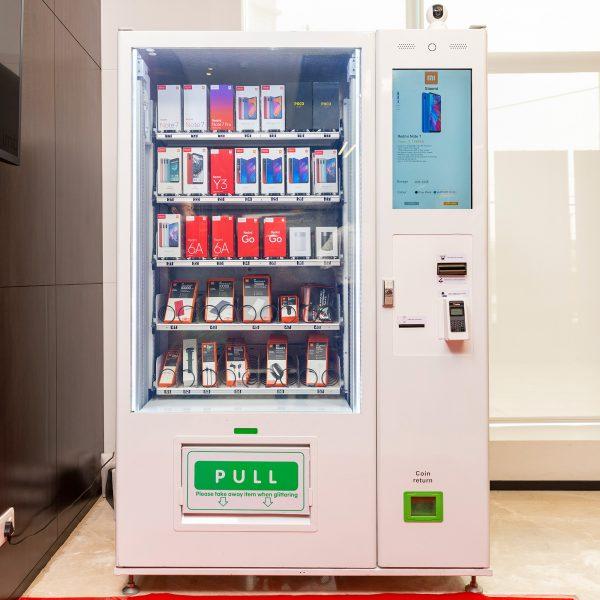 maquina expendedora Xiaomi
