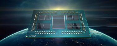 Filtradas las primeras CPUs AMD EPYC 'Milan' con hasta 64 núcleos Zen3 @ 7nm+