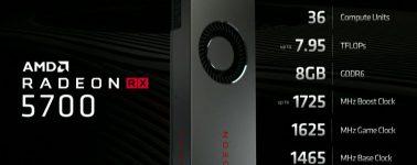 Transformando una AMD Radeon RX 5700 en una Radeon RX 5700 XT flasheando la BIOS