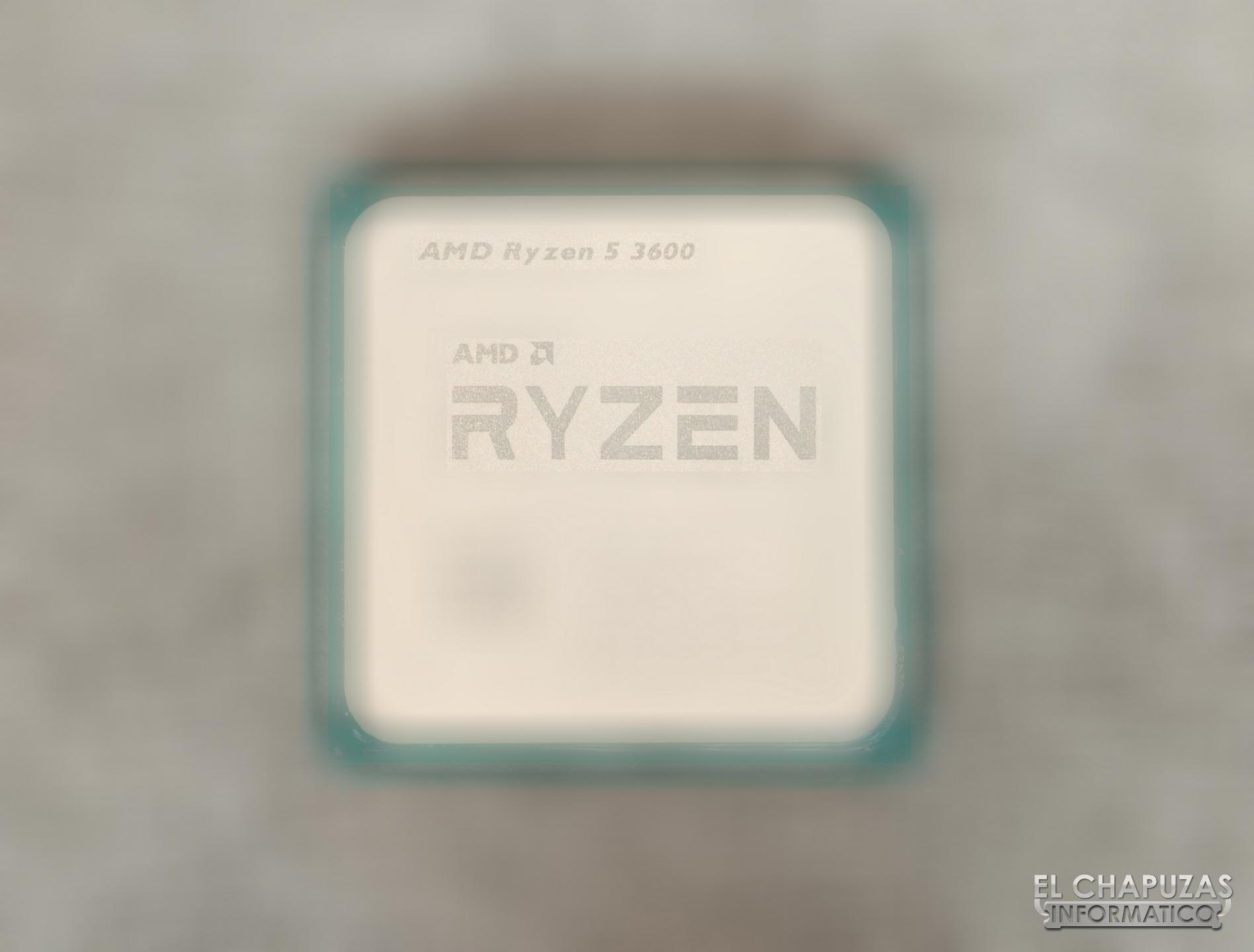 Review: AMD Ryzen 5 3600 (X470) (Exclusiva Mundial)