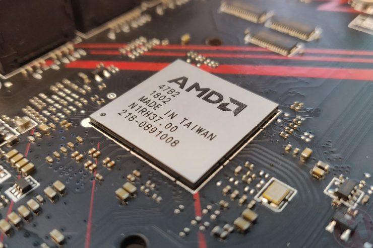 AMD B550 y A520