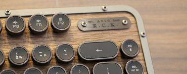 #Computex: AZIO, fabricante de teclados Premium con diseños retro