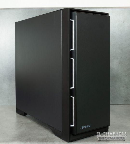 P101 Silent - Vista Perfil