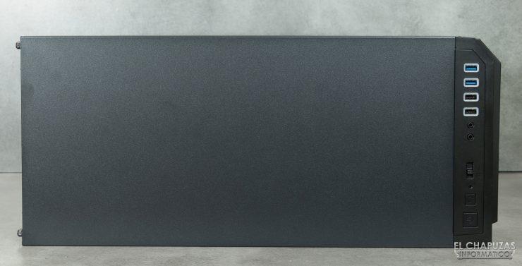 P101 Silent - Lado superior