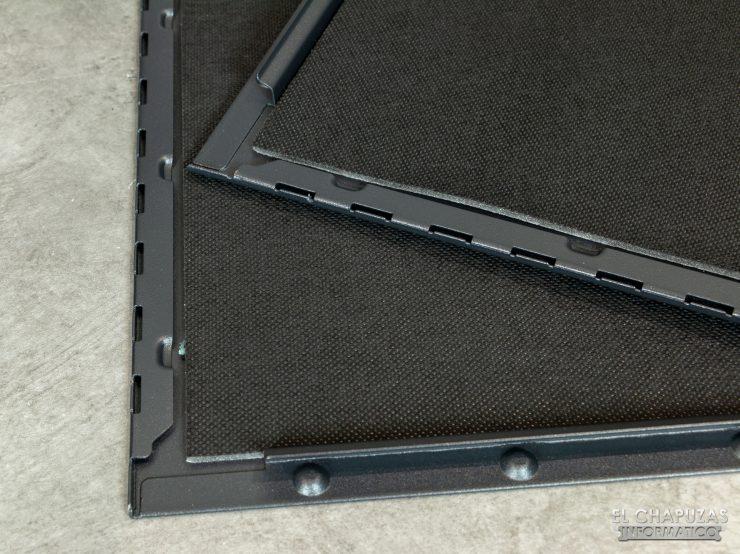 P101 Silent - Espuma absorbente del sonido