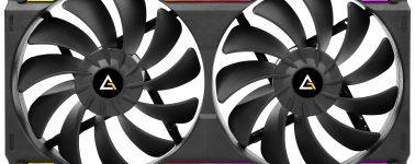 Antec lanza su doble ventilador de 120 mm Prizm Cooling Matrix por 49,90 euros