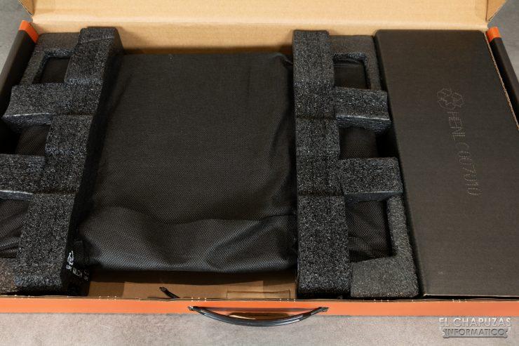 Aorus 15-SA - Embalaje Interior