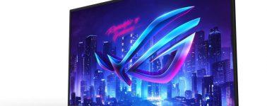 Asus ROG anuncia el primer monitor con la tecnología Display Stream Compression (DSC)