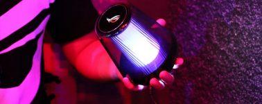 #Computex: Asus ROG Strix Arion ESD-S1C y ROG Lamp, SSD y lámpara RGB
