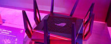 #Computex: Asus ROG Rapture GT-AX11000 & GT-AC2900, routers gaming con iluminación RGB