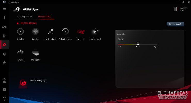 Asus ROG Strix G531G - Software 3