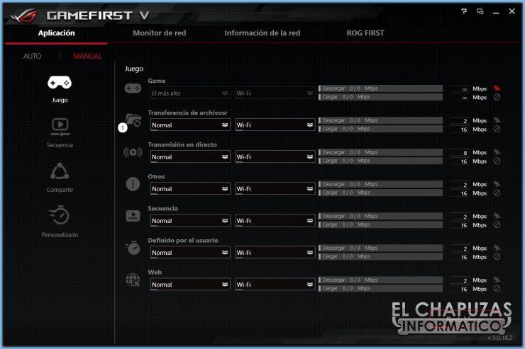 Asus ROG Strix G531G - Software 5