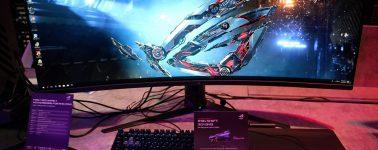 Asus ROG Strix XG43VQ: 43″ VA 1200p @ 120 Hz con Nvidia G-Sync Compatible