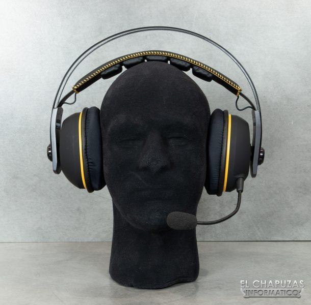 TUF Gaming H7 Wireless - Pruebas