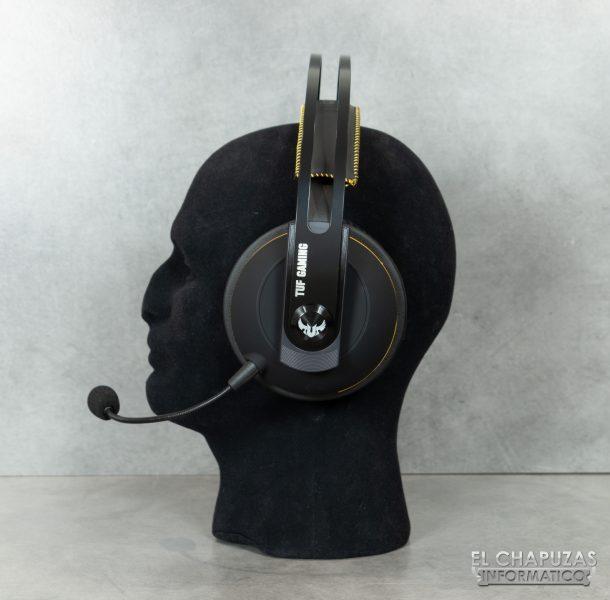 TUF Gaming H7 Wireless - Pruebas 3