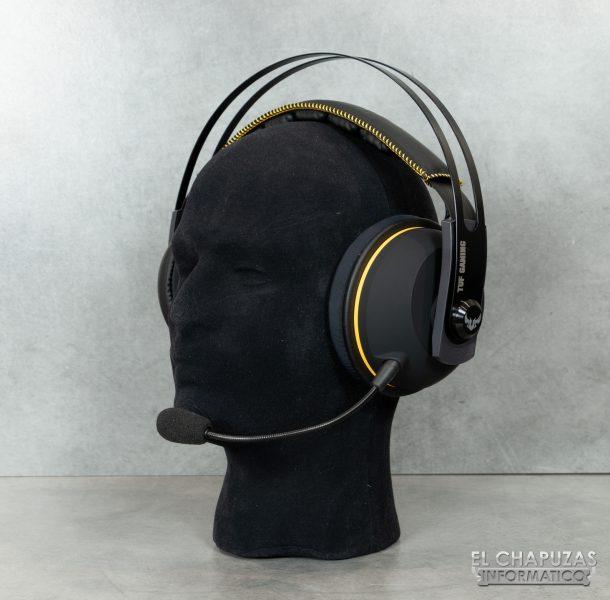 TUF Gaming H7 Wireless - Pruebas 2