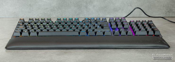 TUF Gaming K7 - Vista lateral 1