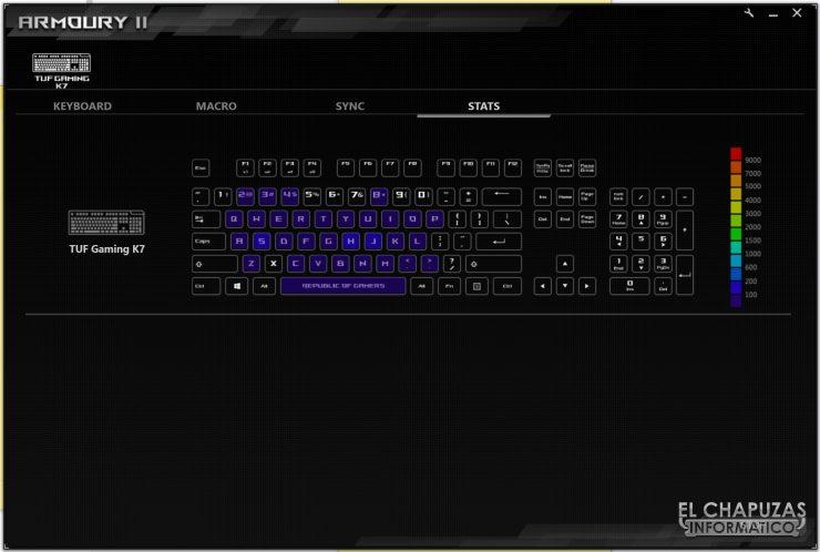 TUF Gaming K7 - Software 5